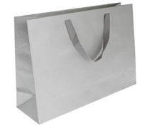 bay6 bag - boutique X large - silver