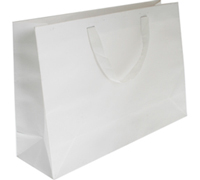 bay6 bag - boutique X large - white