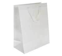 bay6 bag - large - white