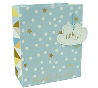 gift bag - medium - bubs boy