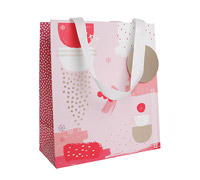 gift bag - medium - paint the town