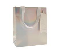 gift bag - medium - unicorn foil
