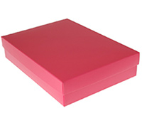 gift box - book (A5) - tickled pink