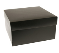 gift box - cake - blackout (textured)