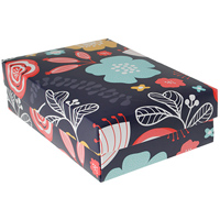gift box - gown - full bloom