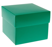 gift box - mug - emerald (textured)