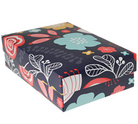 gift box - purse - full bloom