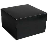 gift box - rice bowl - blackout (textured)