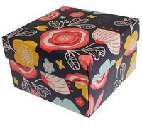 gift box - rice bowl - full bloom