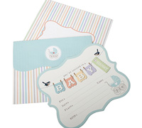 invitations - baby shower