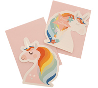 invitations - always be a unicorn