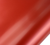 roll wrap - 5m premium metallic - red