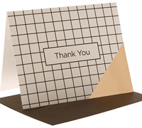 thank you cards - off the grid